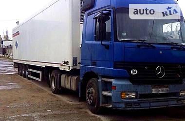 Mercedes-Benz Actros 1999 в Луганске