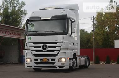 Mercedes-Benz Actros 2011 в Хусте