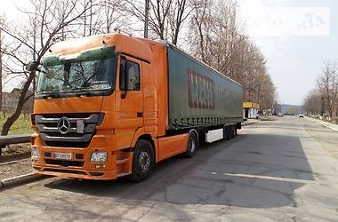 Mercedes-Benz Actros 2008 в Ивано-Франковске