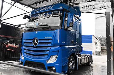 Mercedes-Benz Actros 2014 в Запорожье