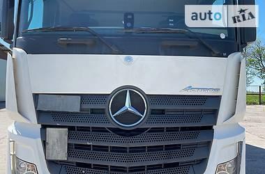 Mercedes-Benz Actros 2014 в Кривом Роге