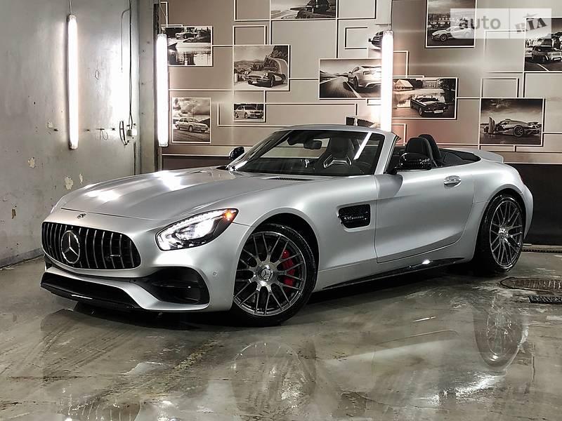 Mercedes-Benz AMG GT 2018 в Києві