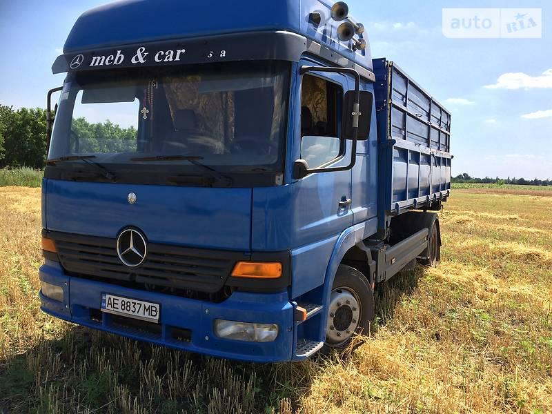 Самосвал Mercedes-Benz Atego 1523 1999 в Кривом Роге