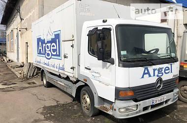 Рефрижератор Mercedes-Benz Atego 815 2000 в Чернигове
