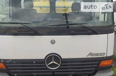 Mercedes-Benz Atego 815 2002 в Днепре