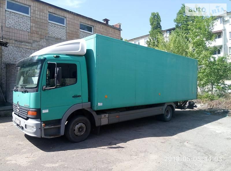 Mercedes-Benz Atego 2000 в Харькове