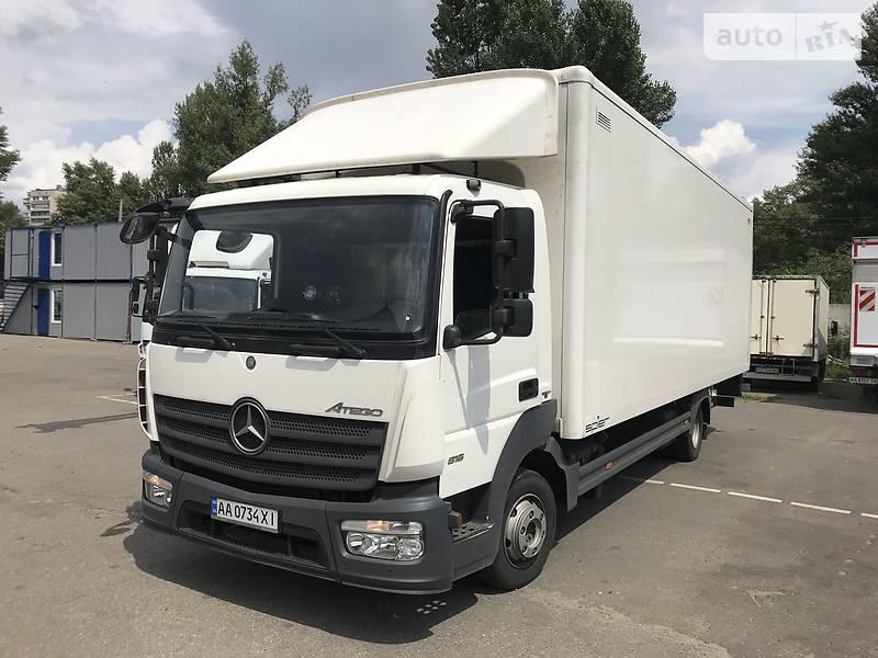 Mercedes-Benz Atego 1018 7,2м