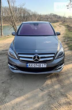 Mercedes-Benz B 170 2014 в Харькове