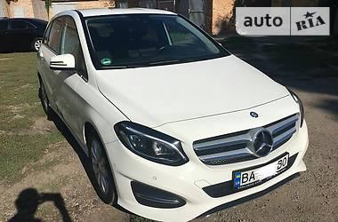 Mercedes-Benz B 180 2015 в Кропивницком
