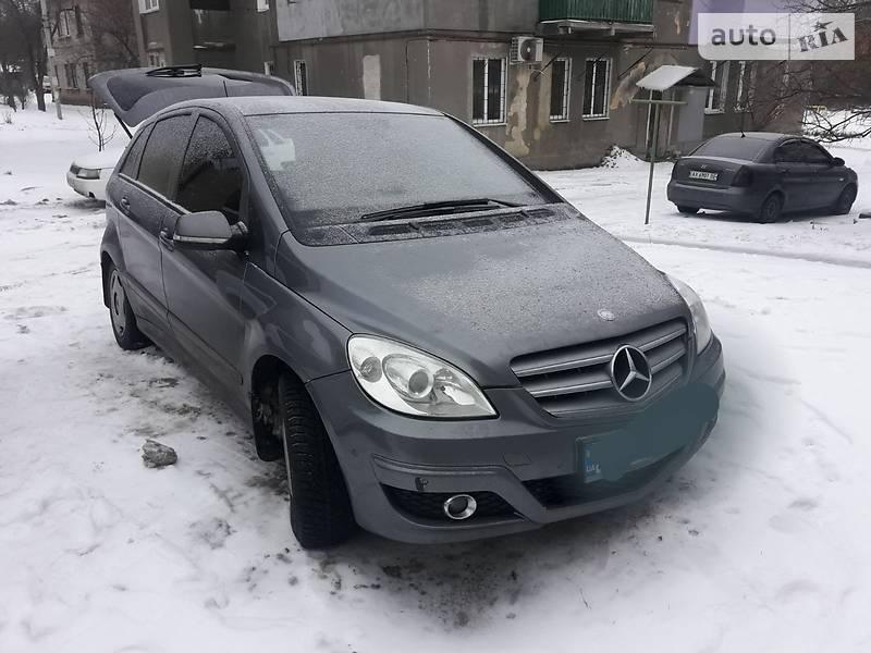 Mercedes-Benz B 180 2011 в Харькове