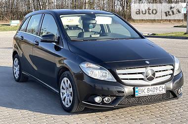 Mercedes-Benz B 180 2013 в Радивилове