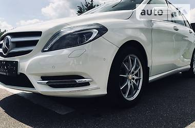 Mercedes-Benz B 220 2014 в Василькове
