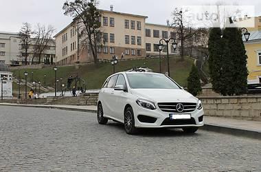 Mercedes-Benz B-Class Electric Drive 2016 в Черновцах