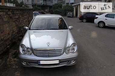 Mercedes-Benz C 180 2006 в Киеве