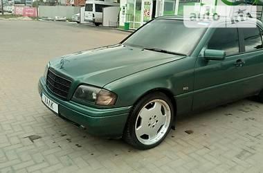 Mercedes-Benz C 180 1994 в Хмельницком