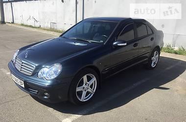 Mercedes-Benz C 180 2004 в Киеве