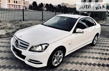 Mercedes-Benz C 180 2013 в Киеве