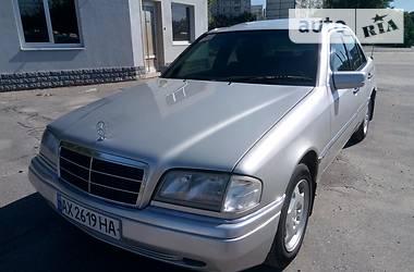 Mercedes-Benz C 180 1996 в Харькове
