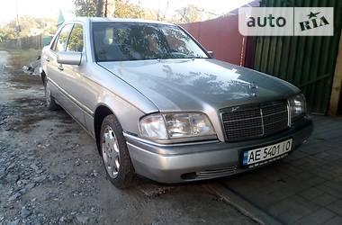 Mercedes-Benz C 180 1994 в Черкассах