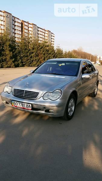 Mercedes C-Class 2003 года в Тернополе