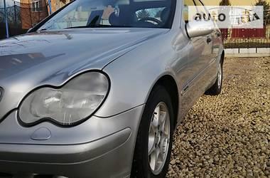 Mercedes-Benz C 180 2001 в Теребовле
