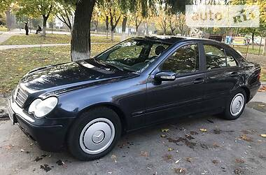 Mercedes-Benz C 180 2002 в Нетешине