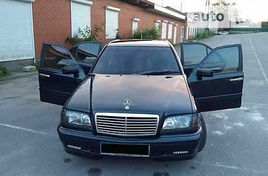 Mercedes-Benz C 180 1997 в Виннице