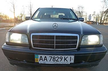 Mercedes-Benz C 180 1998 в Киеве