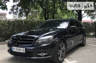Mercedes-Benz C 180 2010 в Одессе
