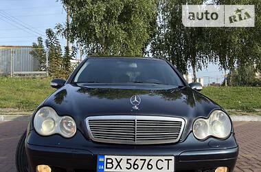 Mercedes-Benz C 180 2002 в Хмельницком