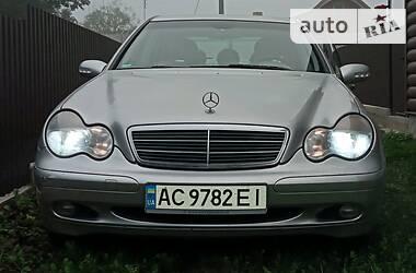Mercedes-Benz C 180 2003 в Ковеле
