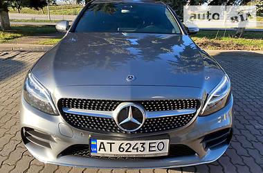 Mercedes-Benz C 180 2019 в Івано-Франківську