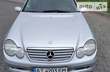 Mercedes-Benz C 180 2001 в Івано-Франківську