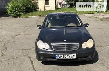 Седан Mercedes-Benz C 180 2004 в Киеве