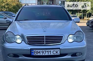 Универсал Mercedes-Benz C 180 2002 в Сумах