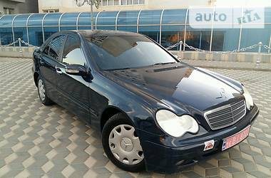 Mercedes-Benz C 200 2000 в Одессе