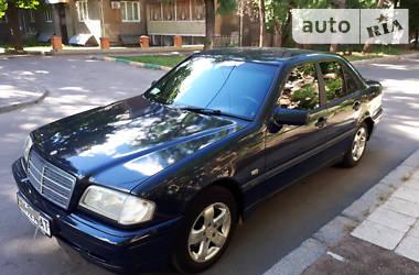 Mercedes-Benz C 200 1998 в Харькове