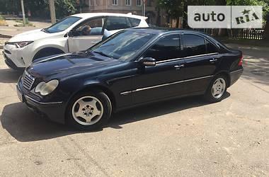Mercedes-Benz C 200 2001 в Кропивницком