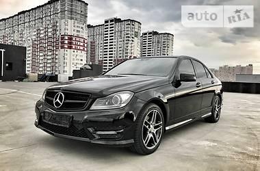 Mercedes-Benz C 200 2013 в Киеве