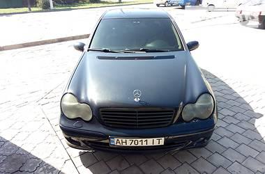 Mercedes-Benz C 200 2001 в Мариуполе