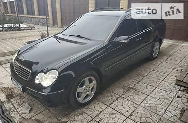 Mercedes-Benz C 200 2001 в Харькове