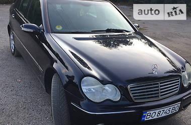 Mercedes-Benz C 200 2003 в Зборове
