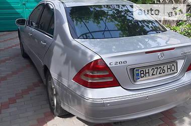 Mercedes-Benz C 200 2001 в Белгороде-Днестровском