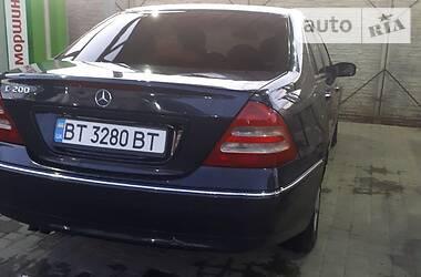 Mercedes-Benz C 200 2000 в Херсоне