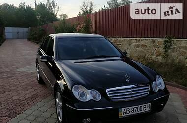 Mercedes-Benz C 200 2003 в Могилев-Подольске