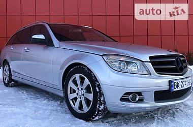 Mercedes-Benz C 200 2008 в Виннице