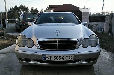 Mercedes-Benz C 200 2001 в Кобеляках