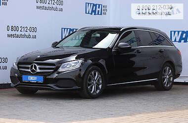 Mercedes-Benz C 200 2016 в Луцке