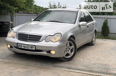 Седан Mercedes-Benz C 200 2003 в Виннице