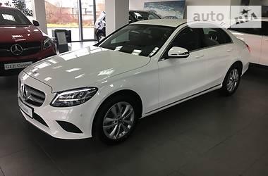 Mercedes-Benz C 220 2018 в Львове